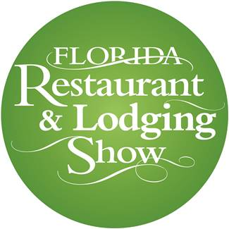 Florida Restaurant & Lodging Show logo